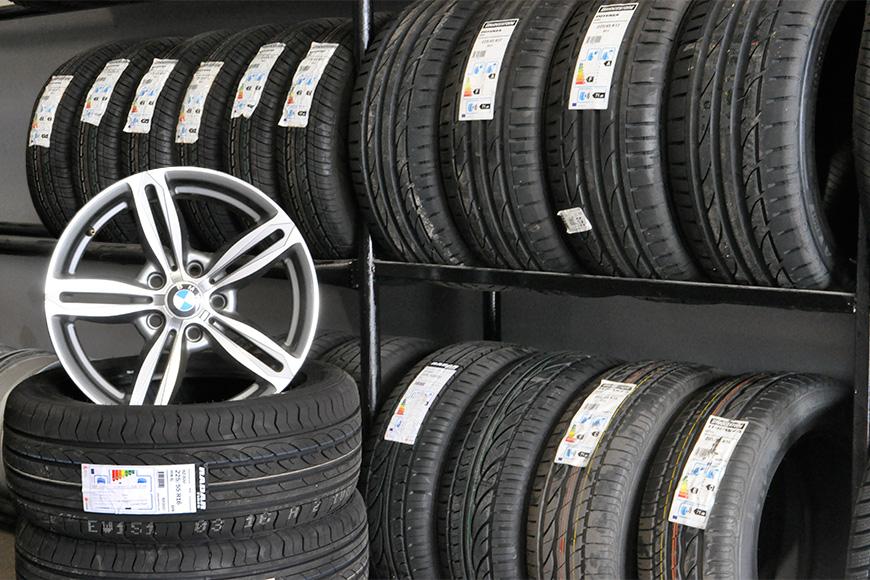 pneumatici per auto, moto, camion e golfcar